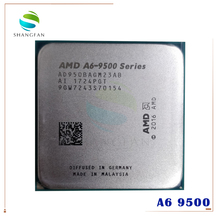 CPU Processor A6-9500 AM4 A6-Series Ad950bagm23ab-Socket AMD Dual-Core Ghz