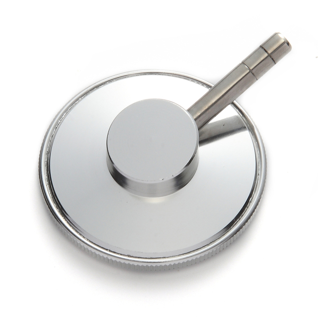 Portable Single Head Stethoscope Professional Cardiology Stethoscope Doctor Medical Equipment Student Vet Nurse Medical Device 3