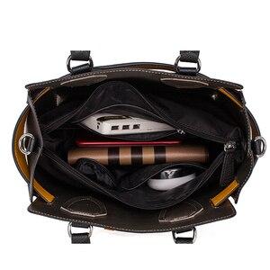 Image 5 - MIYACO Bolso de mano de piel suave para mujer, bolsos de calidad con asa, informales, con cinturón