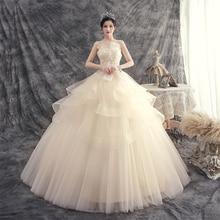 vestido novia champagne RETRO VINTAGE