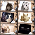 Коврик для мыши Mairuige  игровой плеер  милая картинка с кошкой для ноутбука  ПК  нескользящий коврик для мыши  универсальный удобный коврик для...