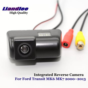 Special Integrated Rear Camera For Ford Transit MK6/MK7 2000-2013 Car GPS Navigation Camera HD SONY CCD CHIP Parking NTSC System image