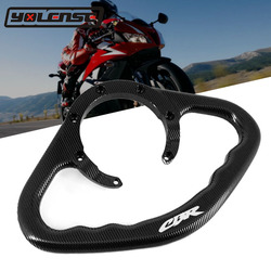 For Honda CBR600 F4I CBR600RR CBR 900RR 954RR CB1000R Motorcycle CNC Passenger Handgrips Hand Grip Tank Grab Bar Handles Armrest