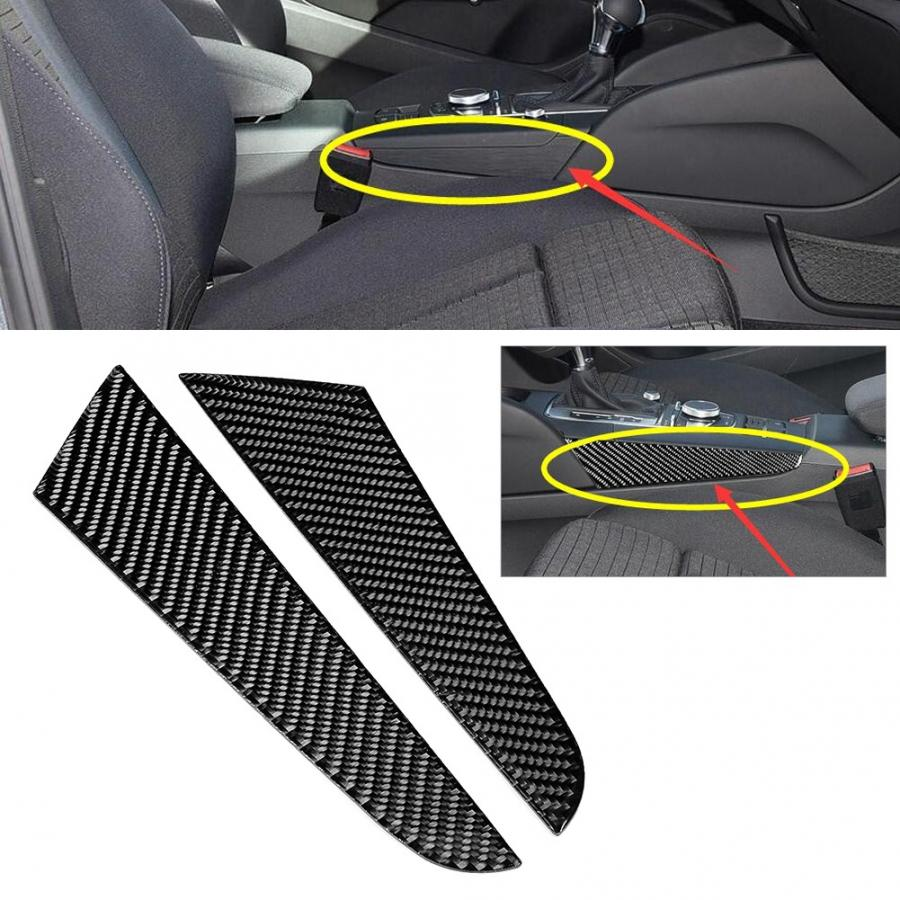 Stainless Water cup holder panel decorative box For Toyota highlander 2015-2018