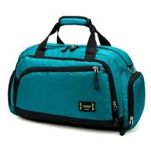 Mens and Womens Handbag Multi-functional Fashion Cylinder Travel Single Shoulder Bag Fitness Training Receiving