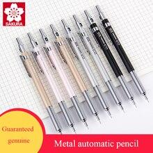Material de papelaria sakura XS 30 0.3/0.5mm, lápis de metal para escrita, desenho mecânico automático para escola e arte
