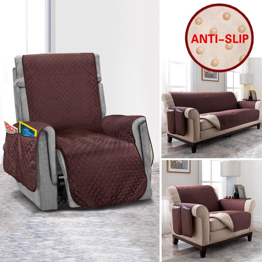 Recliner Sofa Cover Anti-Slip…