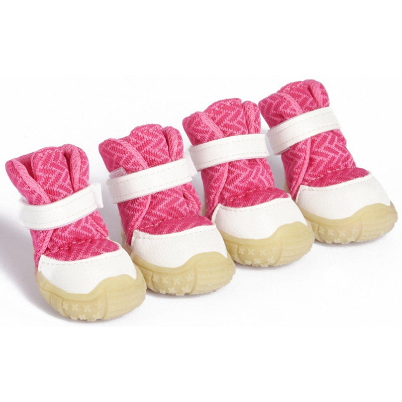 pink dog water shoes