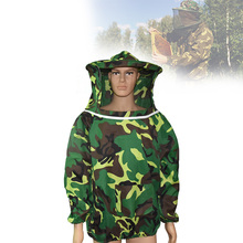 Beekeeper Suit Beekeeping Protective Clothes Jacket Practical Clothing Veil Dress With Hat Equip