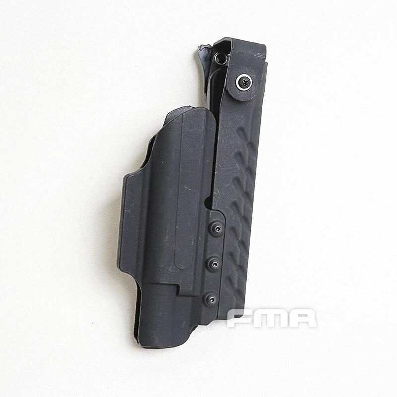 FMA G-CODE SOC plataforma funda encaja Glock 17. X300 y G17-DBAL Airsoft funda