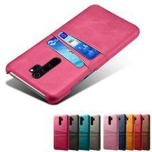 Для Xiaomi Redmi Series Note 8 8pro 9s 7 6 Pro Redmi 7A K20 S2 GO 7 6 5 Plus 4A 5A 5 plus Чехол для карт ретро PU Кожаные чехлы