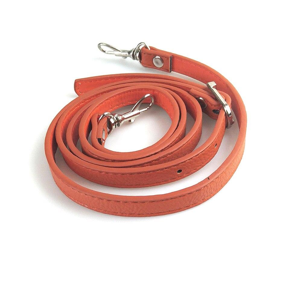 Replaceable Shoulder Bag Strap PU Leather Women Straps For Bags Belt Crossbody Bag Strap Adjustable DIY Bag Accessories 120cm