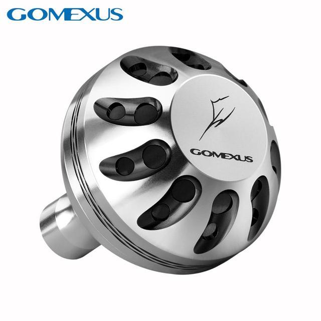 Gomexus بكرة مقبض مقبض الطاقة ل Shimano Stradic FL 2000   4000 المباشر دايوا BG Caldia 1000   4000 الحفر 38 مللي متر