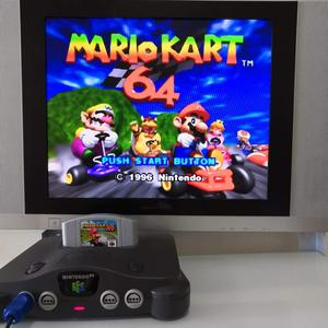 Вечерние карты Super Smash Bros Mario 2 3 Marioed Kart 64 для Nintendo 64, картриджи для видеоигр, консоль N64, английский, США/ЕС