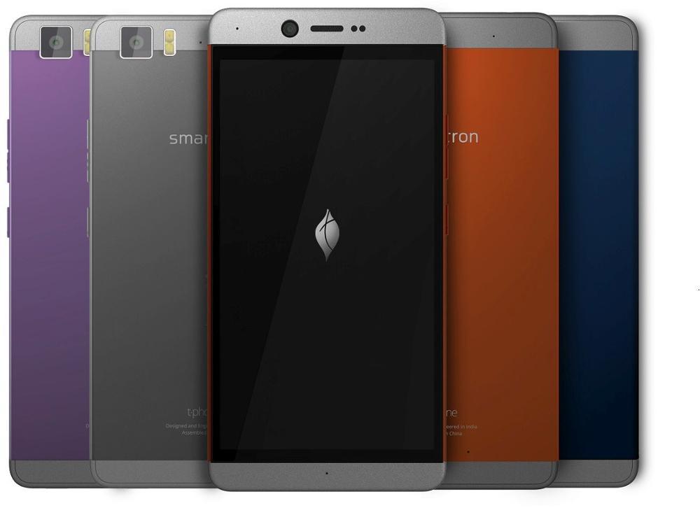 Original Smartron T.phone T5511 5.5