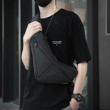 Брендовая мужская дорожная деловая сумка с несколькими карманами
