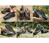 GOMNEAR Outdoor Shoes Leather 8