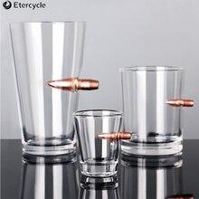 Утолщенная прозрачная стеклянная чашка семейный молочный фруктовый сок качественная чашка офисная кофейная чашка 55-500 мл пулевое креативное индивидуальное стекло