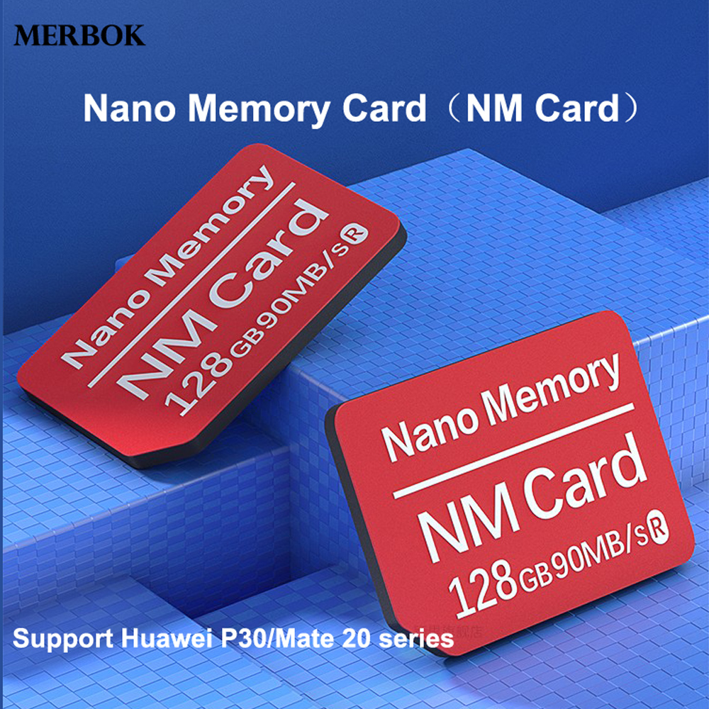 128GB Nano Memory Card NM Card For Huawei P30 / P 30 Pro P30Pro Mobile Phone Computer Dual-use USB3.0 High Speed NM-Card Reader