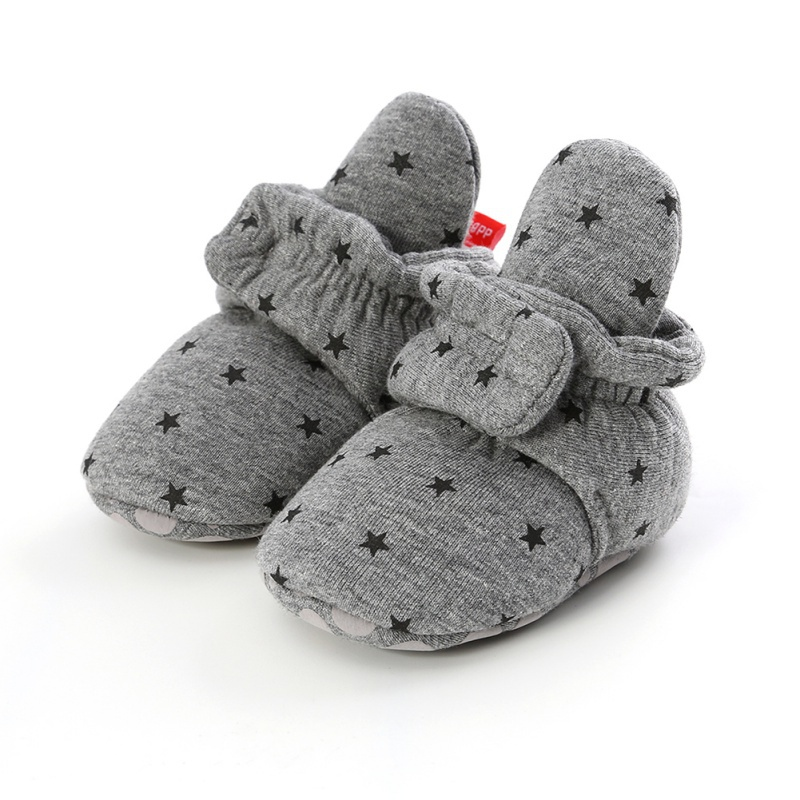 Brand Winter Baby Boots Cotton Faux Fur Casual sprinting Shoes First Walkers Newborn Cute Non slip Soft Sole Shoe 0 18M 25 in First Walkers from Mother Kids
