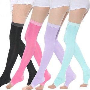 1PC 420D Women Stockings Varic