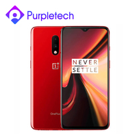 In Stock Global ROM Oneplus 7 8GB 256GB Smartphone Snapdragon 855 Octa Core 6.41 AMOLED 48MP+16MP Rear Cam NFC UFS 3.0