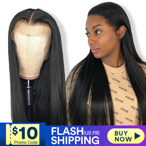 lace front human hair wigs for Black Women straight hd frontal bob wig brazilian afro short long 30 inch natural wig full