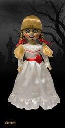 Vogue Mezco Originele Living Dead Poppen Presenteert Voordat De Toveren Annabelle Terreur Film 25cm Action Figure Model Speelgoed