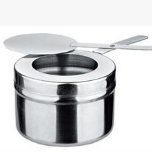 Горячая мини-спиртовая печь горячий горшок нагреватель Портативный Кемпинг Пикник спиртовая плита анти-ожогов легко гасится с длинной ручкой Крышка