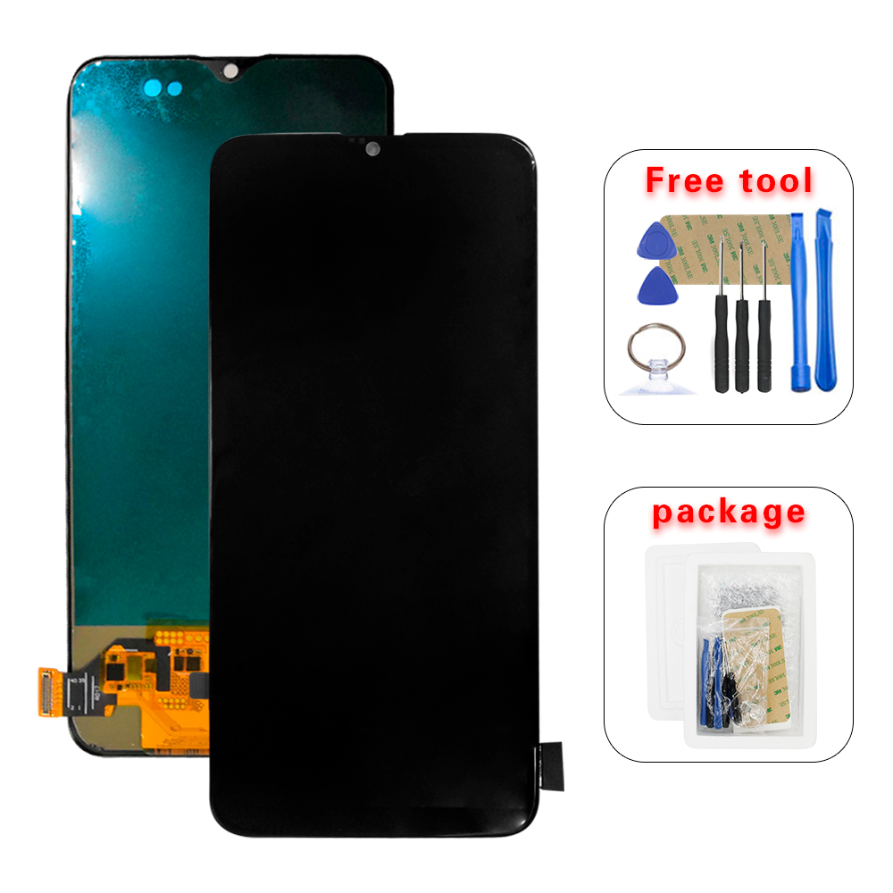 For OnePlus 6T LCD Display Touch Screen Digitizer Assembly Replacement For OnePlus 6 T LCD