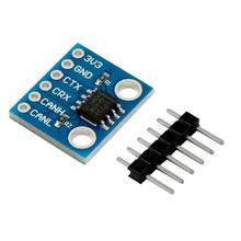 1 шт sn65hvd230 подключению can шины модуль связи приемопередатчика