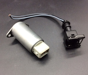 Image 3 - for VW Passat Bora Audi A4 C5 A6 B5 Camshaft Solenoid Valve Regulator Plug Tensioner cable  058 109 088H