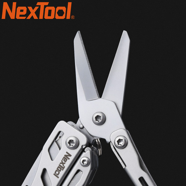 Tools : NE0138 NexTool Mini Flagship 10 IN 1 Multi Functional Tool Folding EDC Hand Tool Screwdriver Pliers Bottle Opener  for Outdoor