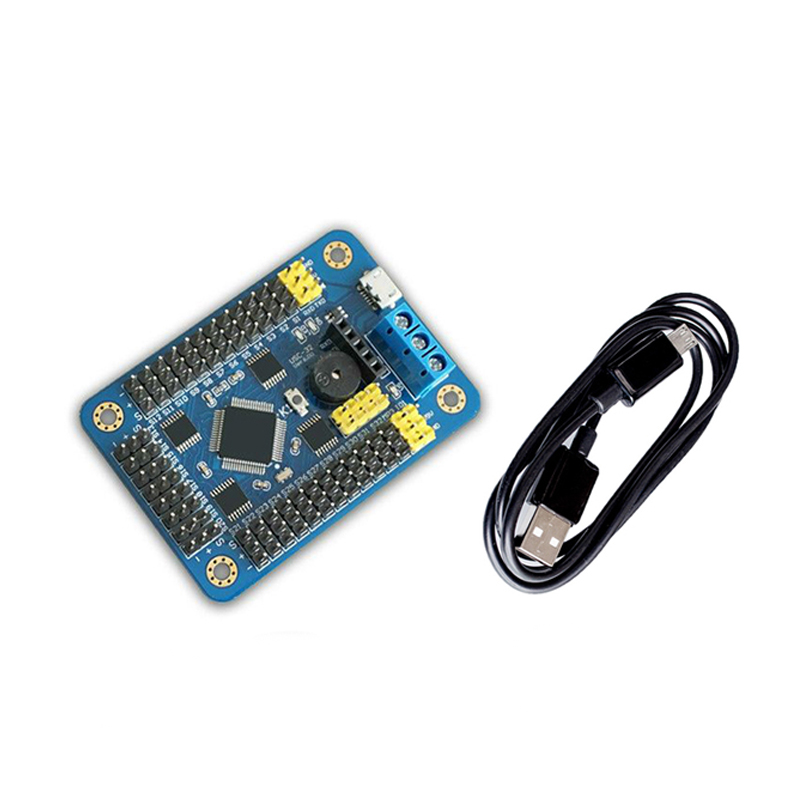 MOEBIUS 32 Channels Servo Control Board For Robot Arm Controller Robot Servo Driver Support PS2 Wireless With USB Cable/UART DIY