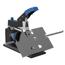 Manual saddle stapler flat nail saddle staple free switch A3 stapler graphic office binding machine SH-03
