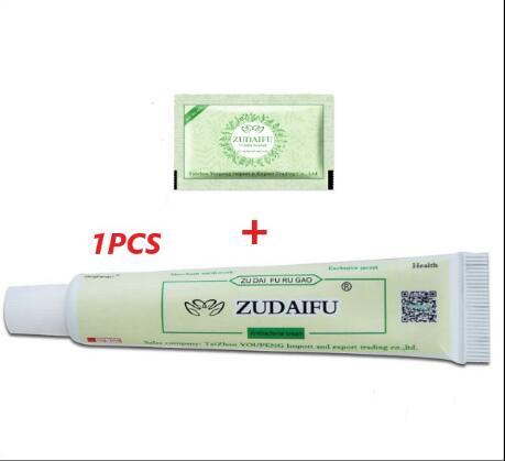 Zudaifu Dermatitis Eczematoid Eczema Ointment Treatment Psoriasis Cream Skin Care Cream + ZUDAIFU 2.3G Without Retail Box