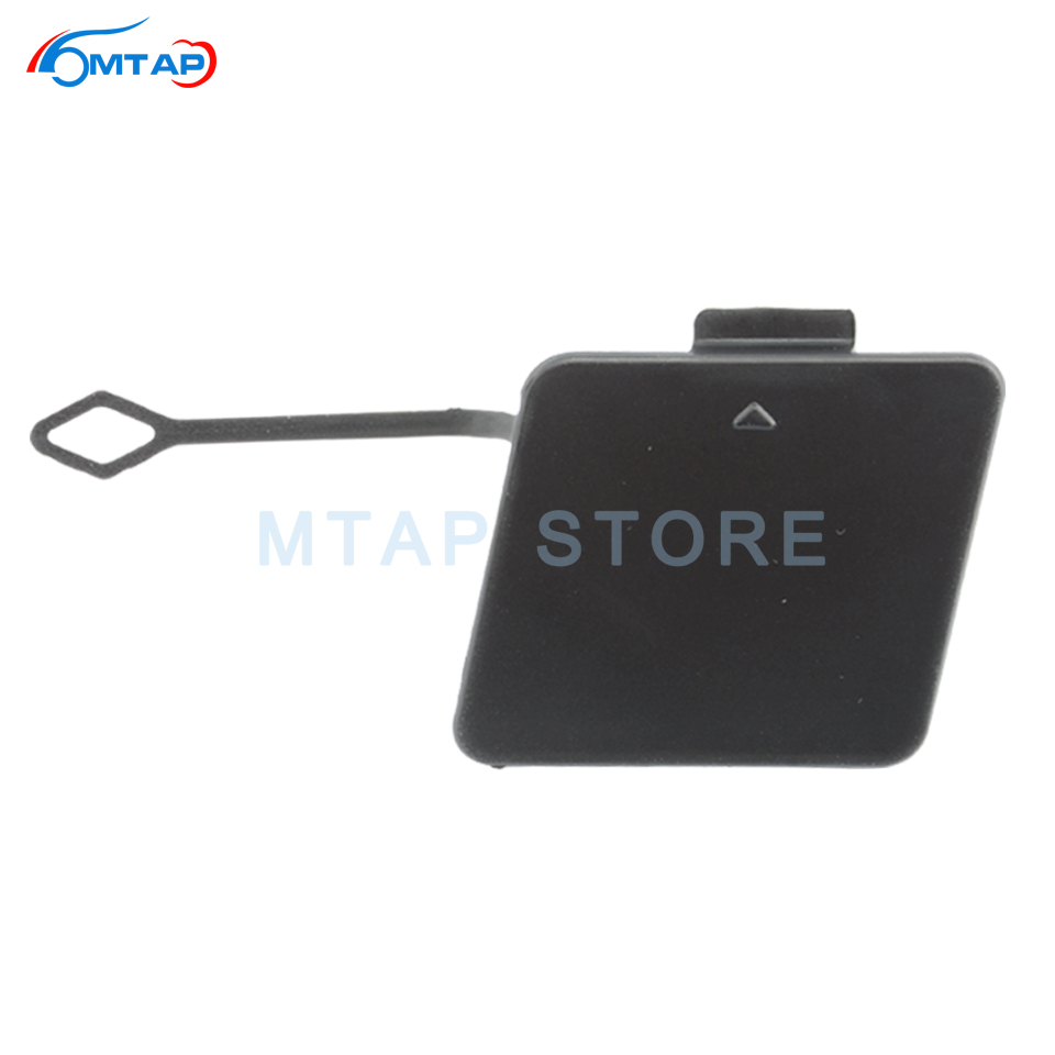 MTAP Rear Tow Hauling Eye Cover For <font><b>BMW</b></font> 520 530 535 550 <font><b>F07</b></font> <font><b>GT</b></font> 2010 2011 2012 2013 Rear <font><b>Bumper</b></font> Towing Hook Cover Trim Panel Cap image