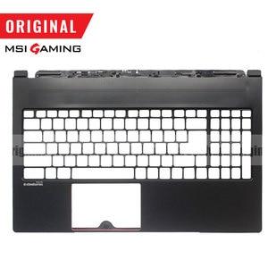 Image 4 - Yeni orijinal MSI GS63 GS63VR LCD arka kapak çerçeve Palmrest alt baz kılıf 3076K3D211 3076K3D212 3076K2A215 3076K1B213
