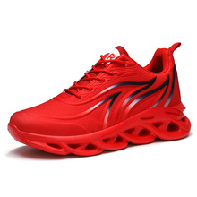 цена TOSJC New Outdoor Men Free Running for Men Jogging Walking Sports Shoes High-quality Lace-up Athietic Breathable Blade Sneakers онлайн в 2017 году