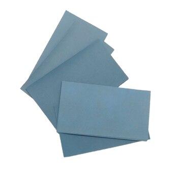 Papel de lija de 50 piezas 1500/2000/2500/3000/5000 grano de arena con papel de lija en el coche trasero accesorios de decoración afilado