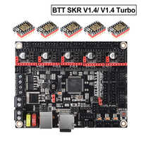BIGTREETECH SKR V1.4 Control Board BTT SKR V1.4 Turbo 32 Bit WIFI 3D Printer Parts SKR V1.3 MKS GEN L TMC2130 TMC2209 tmc2208