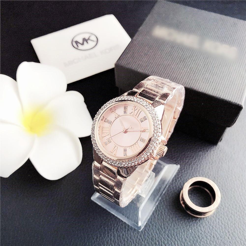 Luxury Ladies Wrist Watch Women Quartz Wristwatch Diamond Women Watches Fashion Ladies Watch Female Clock For Gift Reloj Mujer