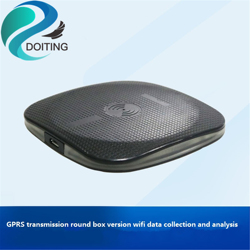 DOITING transmisja GPRS bezprzewodowy moduł akwizycji i analizy danych WIFI dynamiczny detektor w czasie rzeczywistym oparty na technologii WiFi