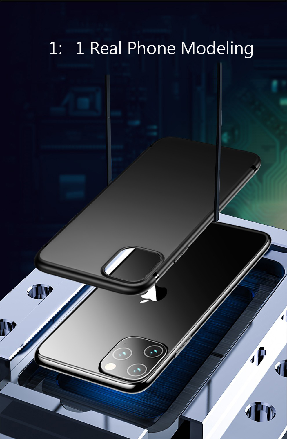 Lainergie Soft TPU Silicone Case for iPhone 11/11 Pro/11 Pro Max 73