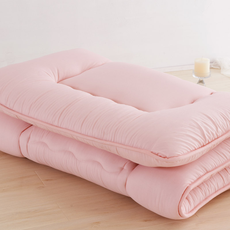 HJX Foldable 8cm Tatami Floor Mat/Pad Fashion Comfy Futon For Dorm/Home Nap Thickened Single Use Sleeping Mattress/Bed