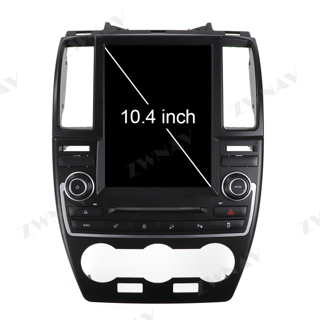 Vertical screen tesla style Android 8.1 car head unit For Land Rover Freelander 2 2007-2015 gps radio stereo multimedia player