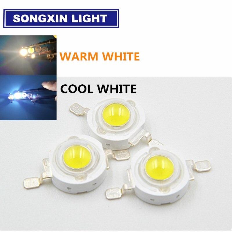 Lampe Perlen RGB Reine 300ma 3,2-3,4 V 100-120LM 30mil Blau Weiß Rot 1 W LED Diode 1 Watt high Power Chips Diod 1-W LED,110-120 Lm