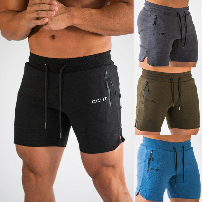 Mens Cargo Shorts 6 pocket Summer Combat Shorts Elasticated Waist Size M-XXXL