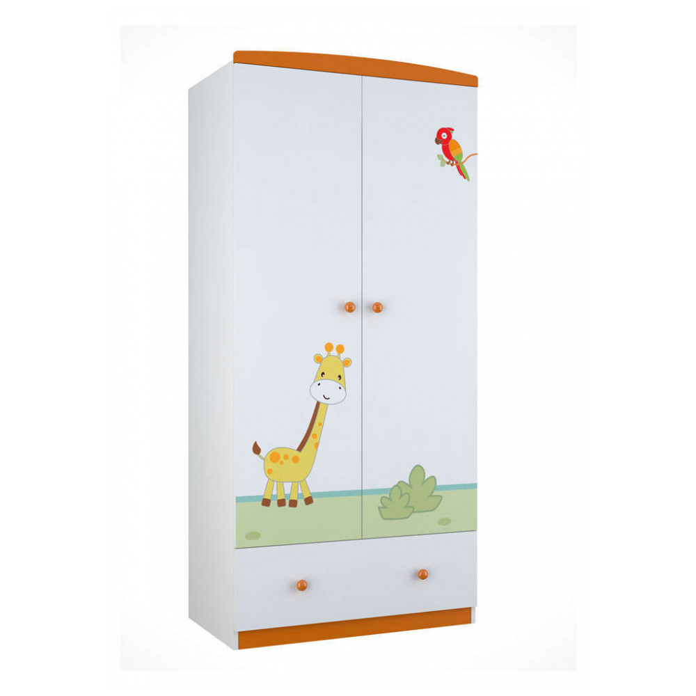 Furniture Children Childrens Wardrobes Polini kids 935049