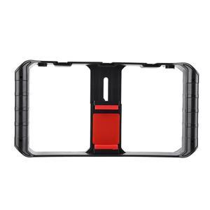 Image 4 - Ulanzi U Rig Pro Smartphone Video Rig 3 Hot Shoe Mounts Filmmaken Case Stabilizer Frame Stand Telefoon Beugel Voor iphone Andriod